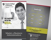 MBA Booklet, Carson College of Business