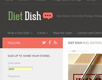 Diet Dish Community Site