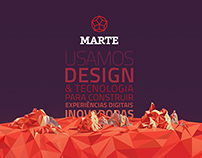Marte Design - iPad UX and Visual Design