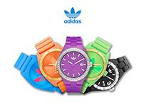 E-commerce: Campanha Relógios Adidas