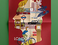 The multifaceted identity of London