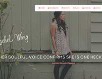 Rachel Wong Music Site