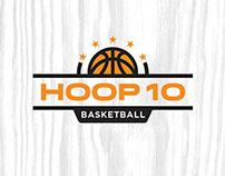 Hoop 10 Branding
