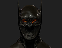 "Batman Redesign - ""Azazel"""