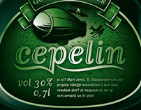 Cepelin - liquor