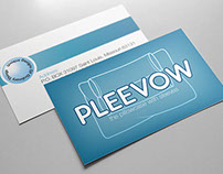 Plevow Business Card