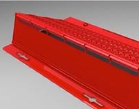 Flex Pack Shelf Organizer System, Gamesa Pepsico