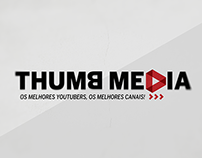 Intro Thumb Media Network - Motion 2D Animation