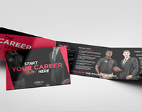 2013 Career Center Tri-Fold Brochure