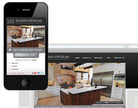 Design Synthesis - Mobile Site and Website Design