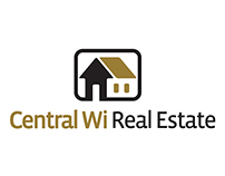 Logo Design - Central Wi Real Estate