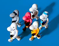 cama café(Beano)   Figurine Design