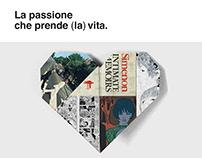 La passione che prende la vita