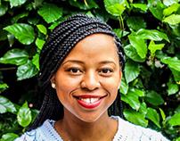 Portraitures of Lebo Modikoane