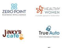 Logos / Brand Identity Design