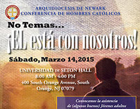 Mens Conference Poster (Spanish)