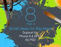 8 Part 3 Mobile UI Kit