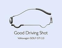 Volkswagen Golf Advertisement