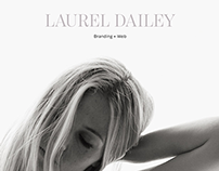 Laurel Dailey Photography Brand & Web