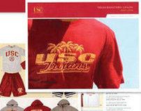 USC Catalog Design