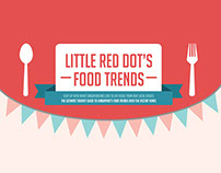 Little Red Dot's Food Trends