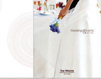 The Westin Hotel - Weddings and Events Brochure