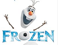 Frozen Teaser Posters