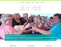Catch the Craze - Wordpress Website