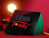 HBO FAMILY MOVIE CHANNEL REBRAND