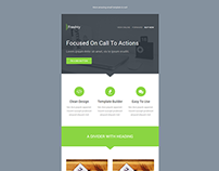 Freshty, Fresh Responsive Email with Theme Builder