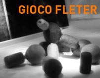 GIOCO FLETER Felt Toys