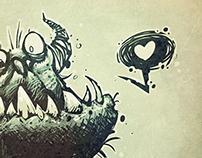 Creature Concept Sketch