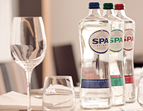 Bottles for SPA