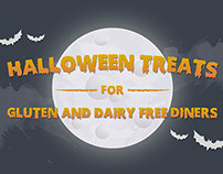Halloween Treats for Gluten and Dairy Free Diners