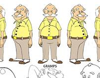 Gramps Character Sheet
