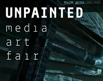 UNPAINTED media art fair