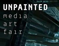 UNPAINTED media art fair