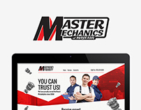 Master Mechanics of Mayfair Web Design