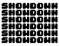 Showdown sprites animation