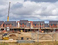 La récession a affecté l'industrie de la construction c