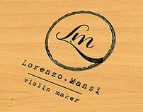 Lorenzo Mansi - Violin Maker