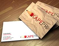 Kape PR Branding