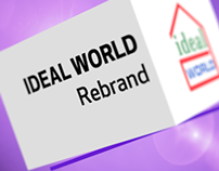 Ideal World Rebrand