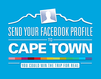 Send Your Facebook Profile to Cape Town [Ogilvy CT]
