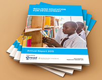 Read International - Annual Report Design