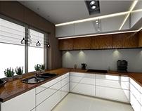 Kitchen 15 m2 - Gdynia