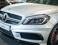 Mercedes CentrEtoile
