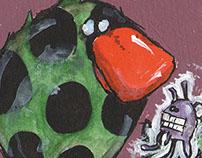 Cartes pour enfants 2004