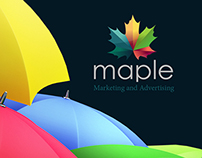 Maple Logo & BC