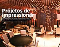 Projetos de impressionar